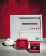 Fire Alarm systems as installed and maintained by Brimac Security Ltd., Donegal & Derry, Ireland, NI and UK