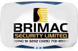 Alarm Systems installed by Brimac Security, Donegal and Derry, Ireland & UK