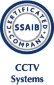 Brimac Security Limited's CCTV systems are accredited by the The Security Systems & Alarms Inspection Board (SSAIB), L/Derry, Northern Ireland