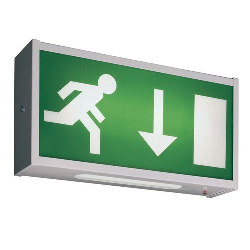 Emergency lighting as installed and inspected by Brimac Security Ltd., Donegal & Derry, Ireland, NI and UK